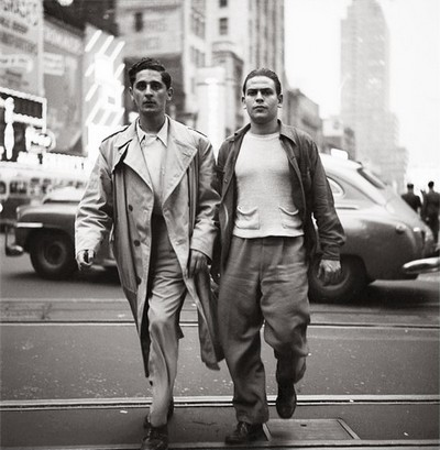 New York Life. Lower West Side. New York. September 9. 1949. Richard Avedon